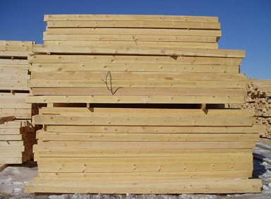 Russian Scotch Pine preservative wood